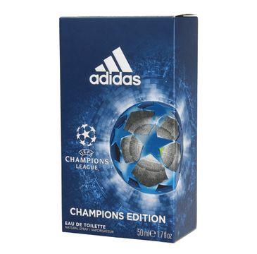 Adidas Champions League UEFA Champion Edition IV woda toaletowa męska 50 ml