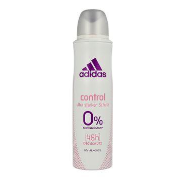 Adidas – Control 0% antyprespirant  (150 ml)