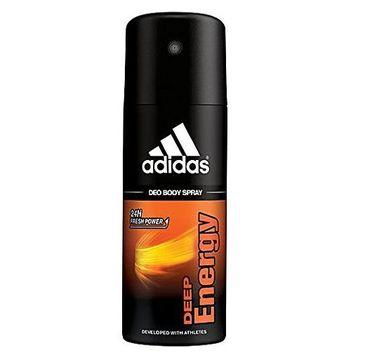 Adidas – Deep Energy dezodorant spray (150 ml)