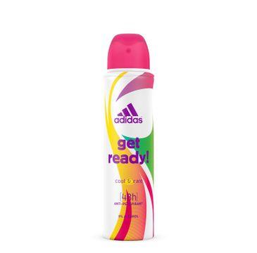 Adidas Get Ready for Her Dezodorant antyperspirant w sprayu damski (150 ml)