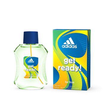 Adidas Get Ready for Him woda toaletowa męska 100 ml