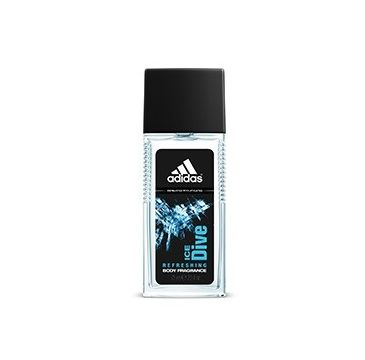 Adidas Ice Dive Dezodorant w szkle 75 ml