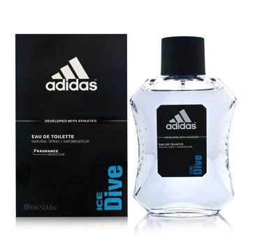 Adidas Ice Dive woda toaletowa spray (100 ml)