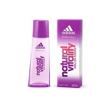 Adidas Natural Vitality woda toaletowa damska 50 ml
