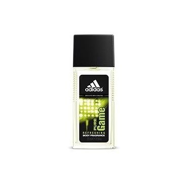 Adidas – Pure Game Dezodorant naturalny spry (75 ml)