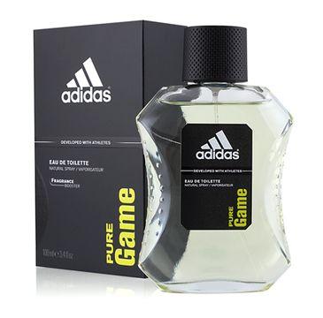 Adidas Pure Game woda toaletowa spray (100 ml)