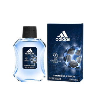 Adidas – Uefa Champions League Champions Edition woda toaletowa spray (100 ml)