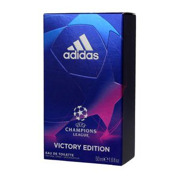 Adidas UEFA Victory Champion League woda toaletowa 50 ml