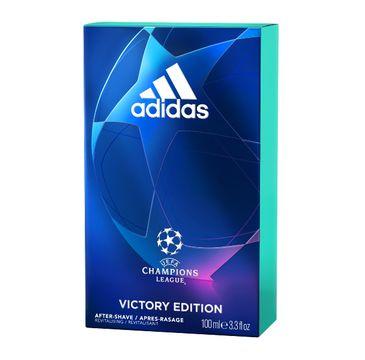 Adidas UEFA Victory Edition woda po goleniu dla mężczyzn 100 ml