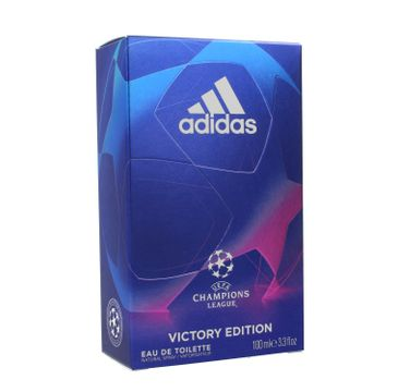 Adidas UEFA Victory Champion League woda toaletowa 100 ml