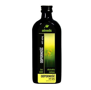 Admedic Odporność Anti-Aging suplement diety w płynie 250ml