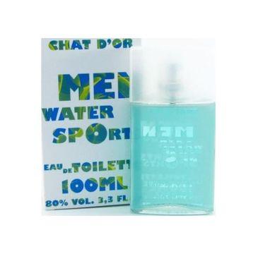 Chat D'or Water Sports Men woda toaletowa spray 100ml