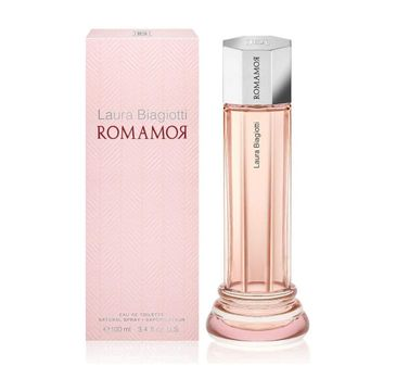 Laura Biagiotti Romamor – woda toaletowa spray (100 ml)