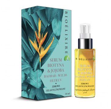 Bioelixire – Serum Biotyna + Jojoba Zdrowe i elastyczne włosy (50 ml)