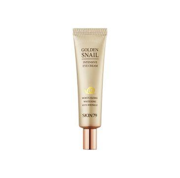 Skin79 Golden Snail Intensive Eye Cream – krem pod oczy ze śluzem ślimaka (35 g)