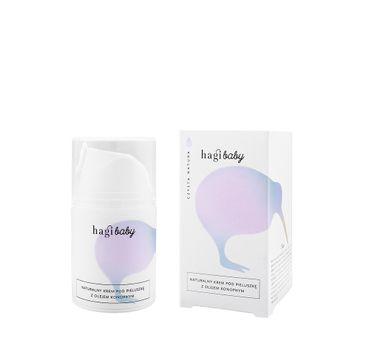 Hagi Cosmetics – Baby naturalny krem pod pieluszkę z olejem konopnym (50 ml)
