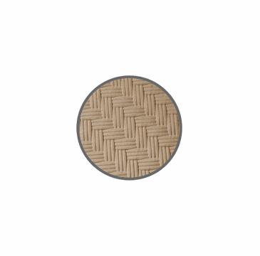 Affect – Bronzer prasowany Glamour 0101 wkład (1 szt.)