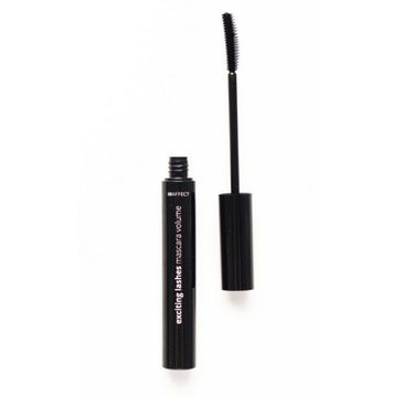 Affect Exciting Lashes Mascara Volume zwiększający objętość tusz do rzęs Black 12ml