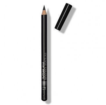 Affect – Kredka do oczu Intense Colour Glitter Black (1 szt.)