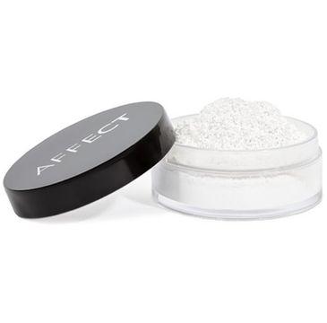 Affect Transparent Loose Rice Powder (Matt-Effect transparentny puder ryżowy C-0002 10 g)