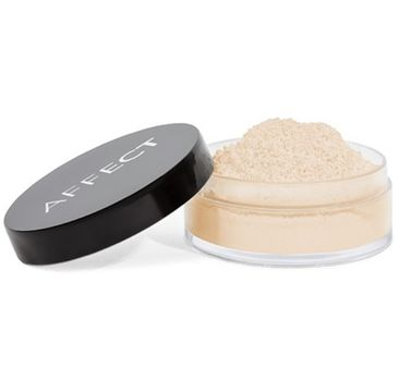 Affect – Transparentny puder perłowy C-0003 (10 g)