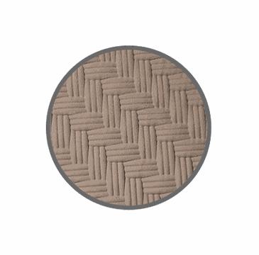 Affect – Bronzer prasowany Glamour G-0102 wkład (1 szt.)