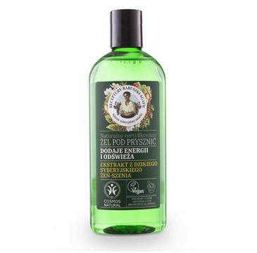 Agafia żel pod prysznic z syberyjskim żeń-szeniem (260 ml)