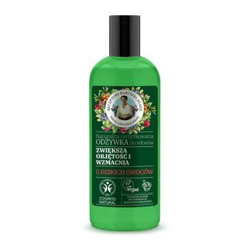 Agafia – Odżywka do włosów - zwiększająca objętość  (260 ml)