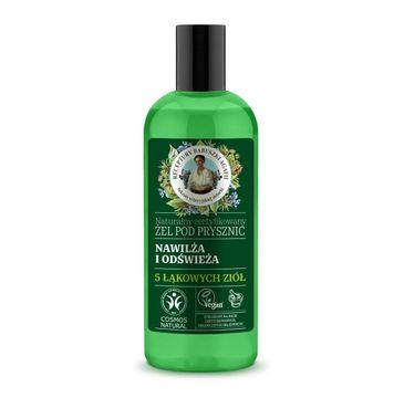 Agafia – Żel pod prysznic - działanie energetyzujące i tonizujące (260 ml)