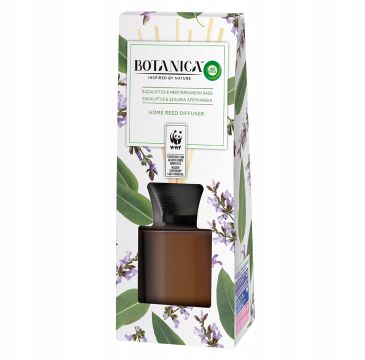 Air Wick Botanica patyczki zapachowe Eukaliptus & Szałwia Afrykańska (80 ml)