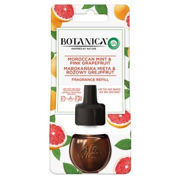 Air Wick Botanica wkład do elektrycznego odświeżacza Marokańska Mięta & Różowy Grejpfrut (19 ml)