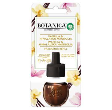 Air Wick Botanica wkład do elektrycznego odświeżacza Wanilia & Himalajska Magnolia (19 ml)