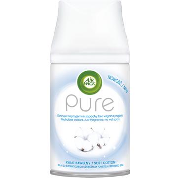 Air Wick Freshmatic Pure odświeżacz wkład Kwiat Bawełny 250ml