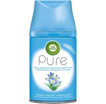 Air Wick Freshmatic Pure odświeżacz wkład Wiosenna Świeżość (250 ml)