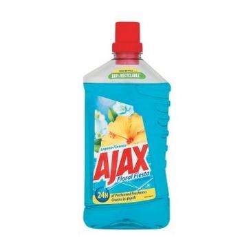 Ajax Płyn czyszczący uniwersalny Kwiat Laguny (1000 ml)