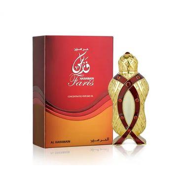 Al Haramain Faris Unisex olejek perfumowany (12 ml)