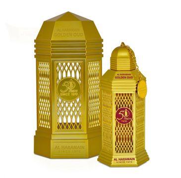 Al Haramain Golden Oud Unisex woda perfumowana spray (100 ml)