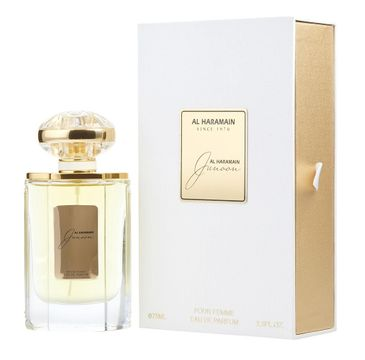 Al Haramain Junoon For Women woda perfumowana spray (75 ml)