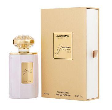 Al Haramain Junoon Rose For Women woda perfumowana spray (75 ml)