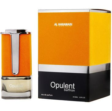 Al Haramain Opulent Saffron woda perfumowana spray (100 ml)
