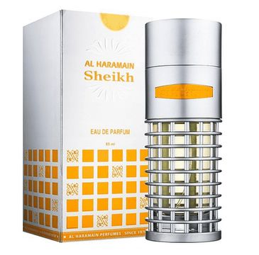 Al Haramain Sheikh Unisex woda perfumowana spray (85 ml)