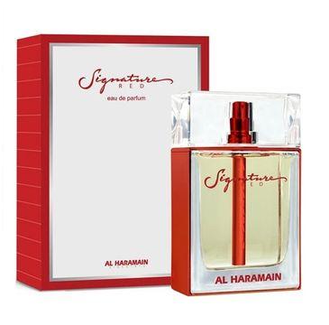 Al Haramain Signature Red For Women woda perfumowana spray (100 ml)