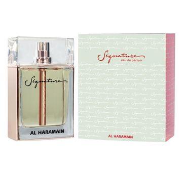 Al Haramain Signature Rose Gold For Women woda perfumowana spray (100 ml)