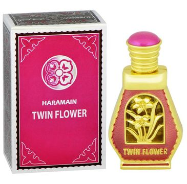 Al Haramain Twin Flower For Women olejek perfumowany (15 ml)