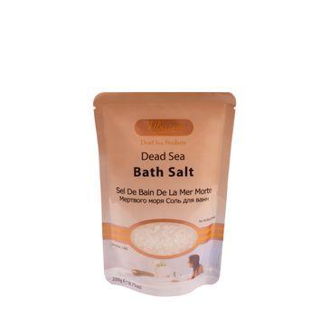 Albatros Dead Sea Bath Salt sól do kąpieli z morza martwego Natural (250 g)