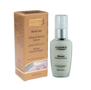 Albatros Dead Sea Mineral Beauty Serum upiększające serum z minerałami z Morza Martwego (30 ml)