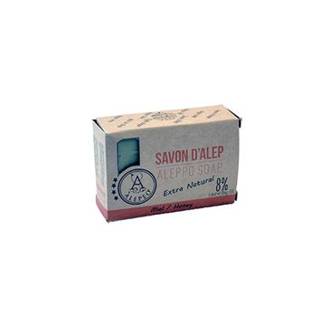 Alepeo Aleppo Soap mydło w kostce Honey 100g