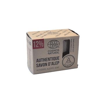 Alepeo Authentic Aleppo Soap 12% naturalne mydło w kostce 200g