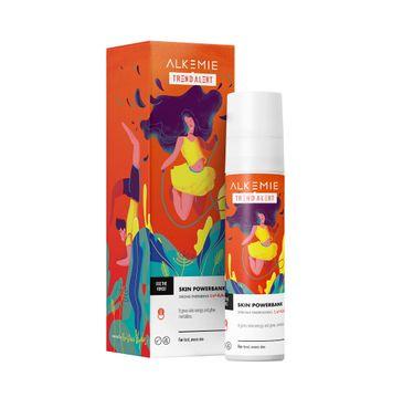 Alkemie Use The Force Skin Powerbank Strong Energizing Cream krem silnie energetyzujący 50ml