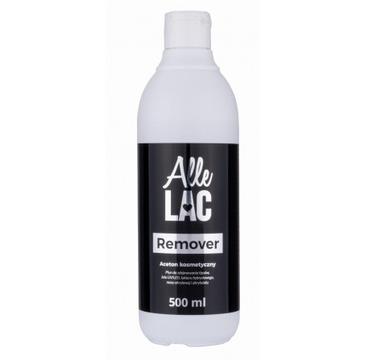 Alle Paznokcie Remover płyn do zdejmowania hybrydy akrylu tipsów AlleLac Remover (500 ml)